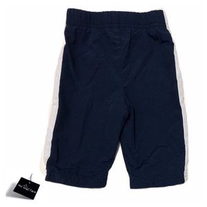 Like New Circo Dark Blue Pants w/ White Lines 3mo
